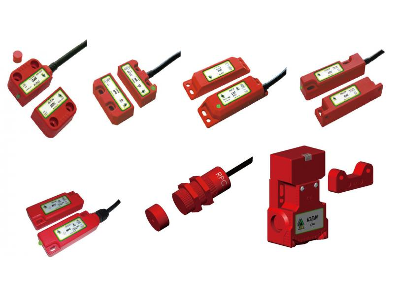 IDEM SAFETY-SWITCHES