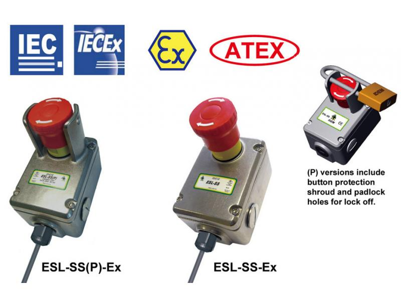 EX PROOF SAFETY E-Stop