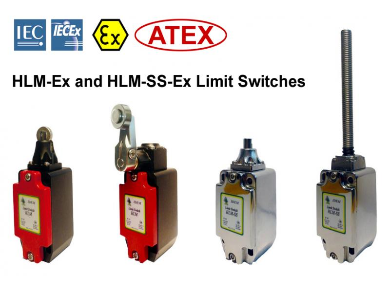 EX PROOF SAFETY Limit Switches